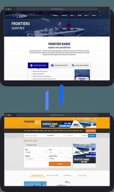 display-ad-website